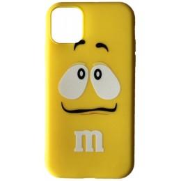 Чехол JOY for iPhone 7/8 M&M's 1 Yellow