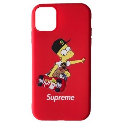 Купить оптом Чехол JOY for iPhone XS Max BART Supreme Red опт