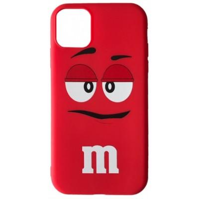 Купить оптом Чехол JOY for iPhone XS Max M&M's Red опт