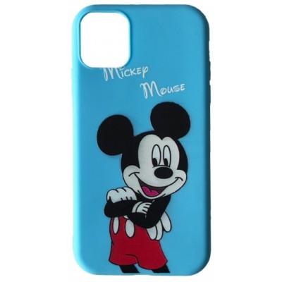 Купить оптом Чехол JOY for iPhone XS Max MICKEY MOUSE Blue опт