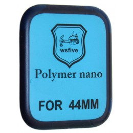 Защитная пленка POLYMER NANO FULL GLUE APPLE WATCH 44MM Series 4 Black