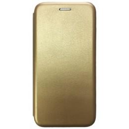 Чехол-книжка Level for Meizu M3 Note Gold