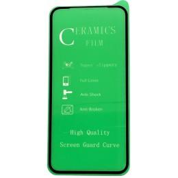Защитное стекло CERAMIC iPhone 12 mini Black тех упаковка