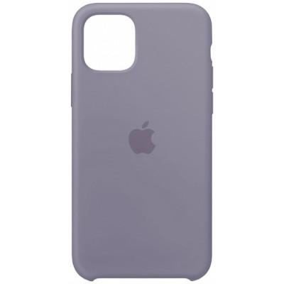 Купить оптом Silicone Case Full for iPhone 11 (46) lavander gray опт