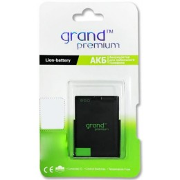 АКБ GRAND Premium Nokia BL-4B
