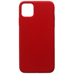 GRAND Full Silicone Case for iPhone 11 Pro (14) red