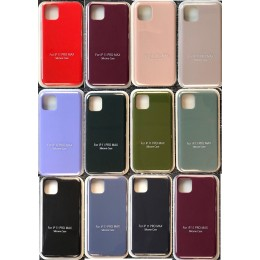 GRAND Full Silicone Case for iPhone 7/8 (52) marsala
