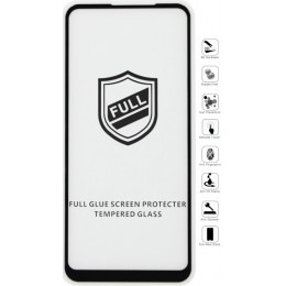 Защитное стекло iPaky Huawei P Smart Z 2019 black