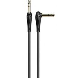 AUX-кабель НОСО UPA14 AUX Audio Cable 1m. Black