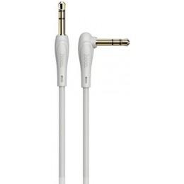 AUX-кабель НОСО UPA14 AUX Audio Cable 1m. Gray
