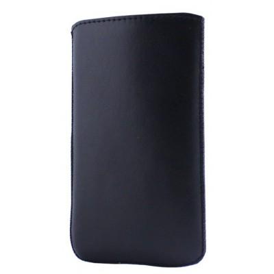 Купить оптом Чехол-вытяжка Grand FLY FF282 (кожа) Чёрный опт